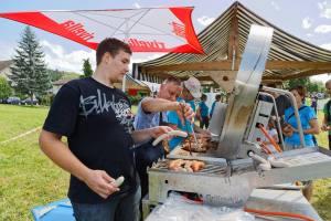 Andrang beim Grillrad.ch von Michael und Walter Budliger in Altwis (Photo by: www.studhalter.org)