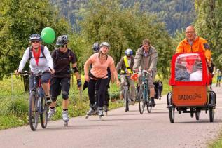 Das trendige Babboe-Lastenrad (Photo by: www.studhalter.org)