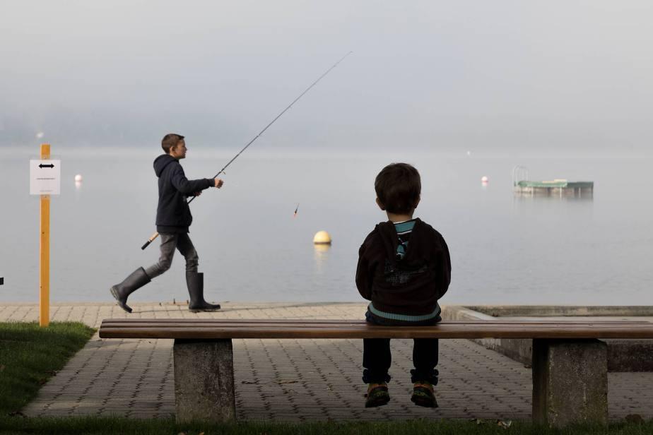 Fischers Fritz fischt kleineFische…