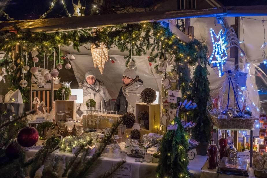 Jubiläums-Wiehnachtsmärt Hochdorf