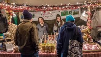 """Hochdorf/LU 01. DEZEMBER 2017 - SERIE SEHTAL.COM BLOG: Impressionen Weihnachtsmarkt """"25. Wiehnachtsmaert Hochdorf"""". Fotos zu Projekt Sehtal (Luzerner Seetal). ths/Photo by: THOMI STUDHALTER, PHOTOS&MORE, www.studhalter.org"""