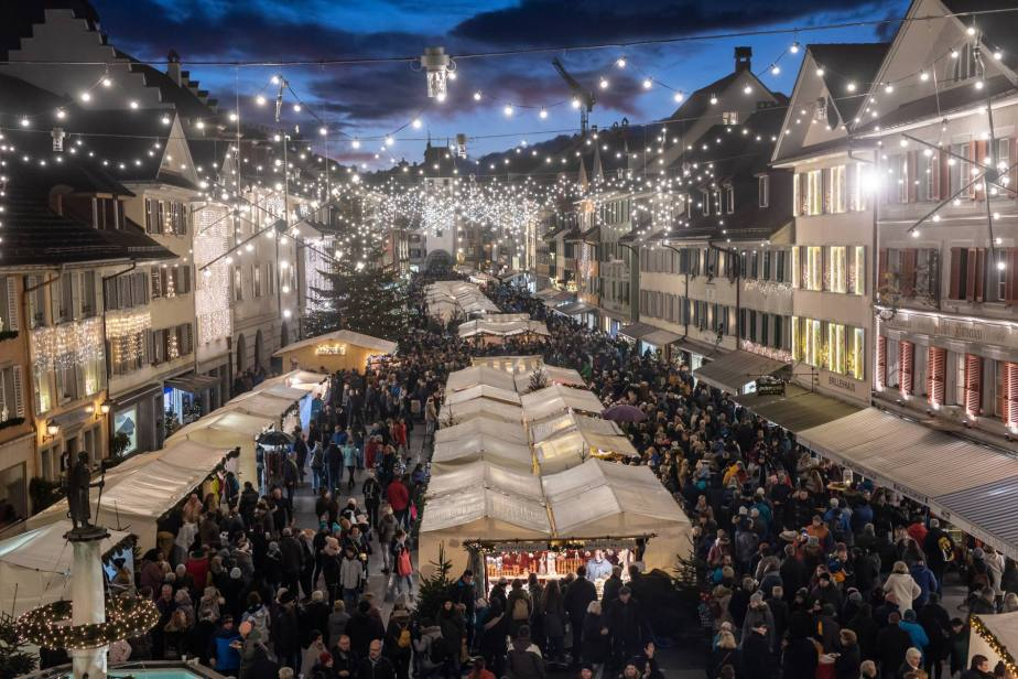 Christkindlimärt Willisau 2019